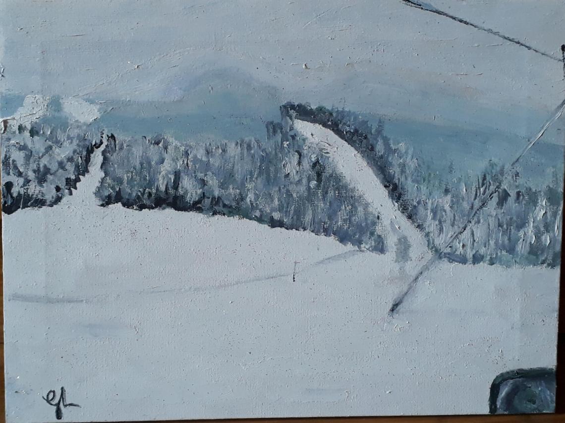 snow art final