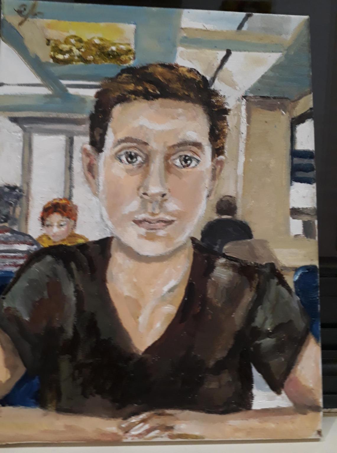 Dan portrait