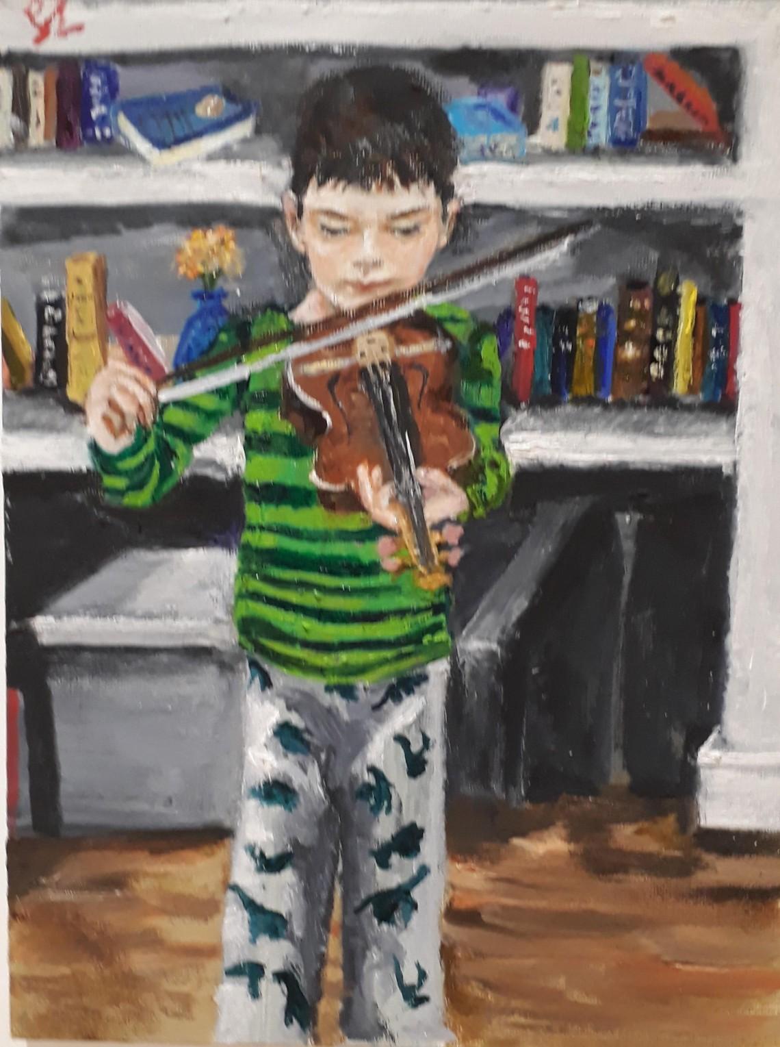 ilai violin art